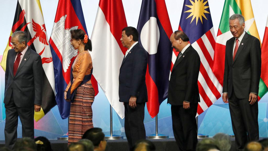 asean-summit singapore