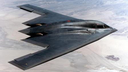 US Air Force B 2
