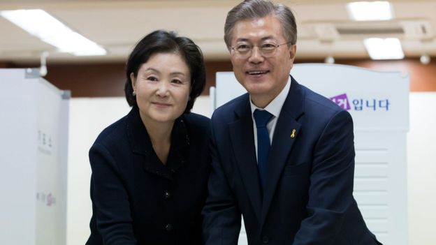 Moon Jae-in -vo