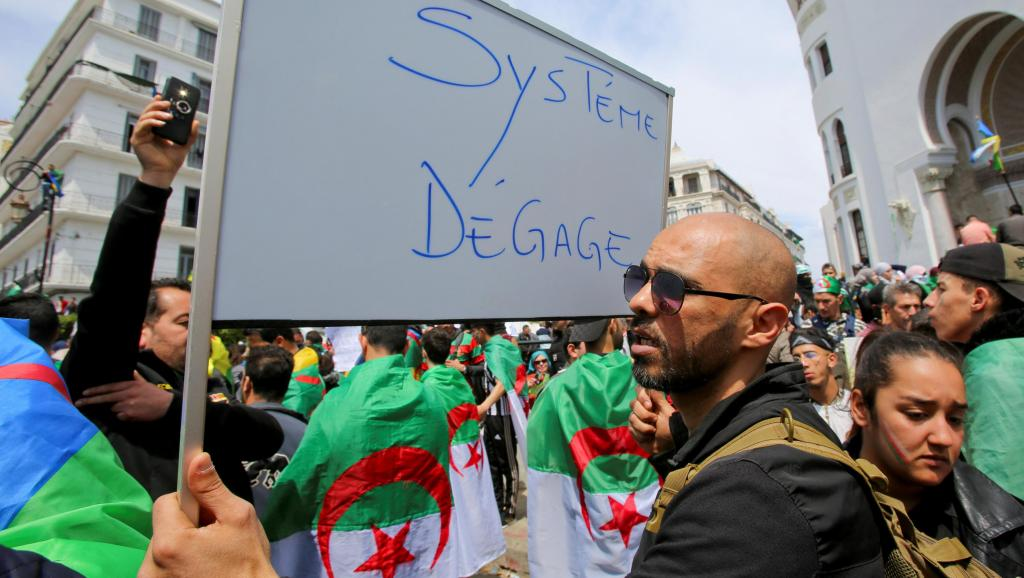 algeria protests 4