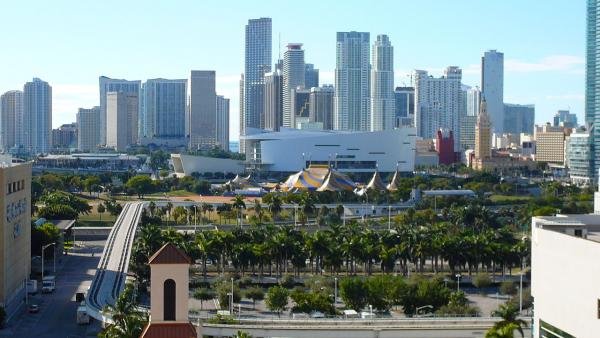 central downtown miami