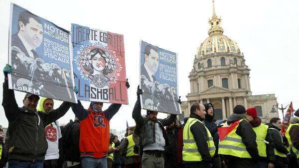 france protests 10 bis