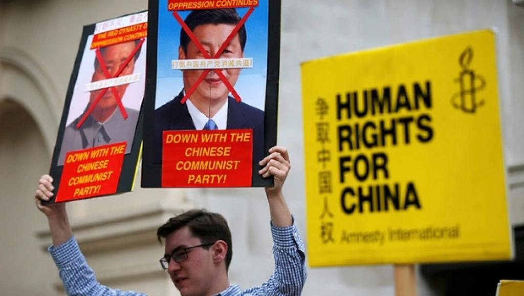 Chine manif suite avocats