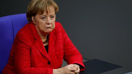 germany-politics -Merkel