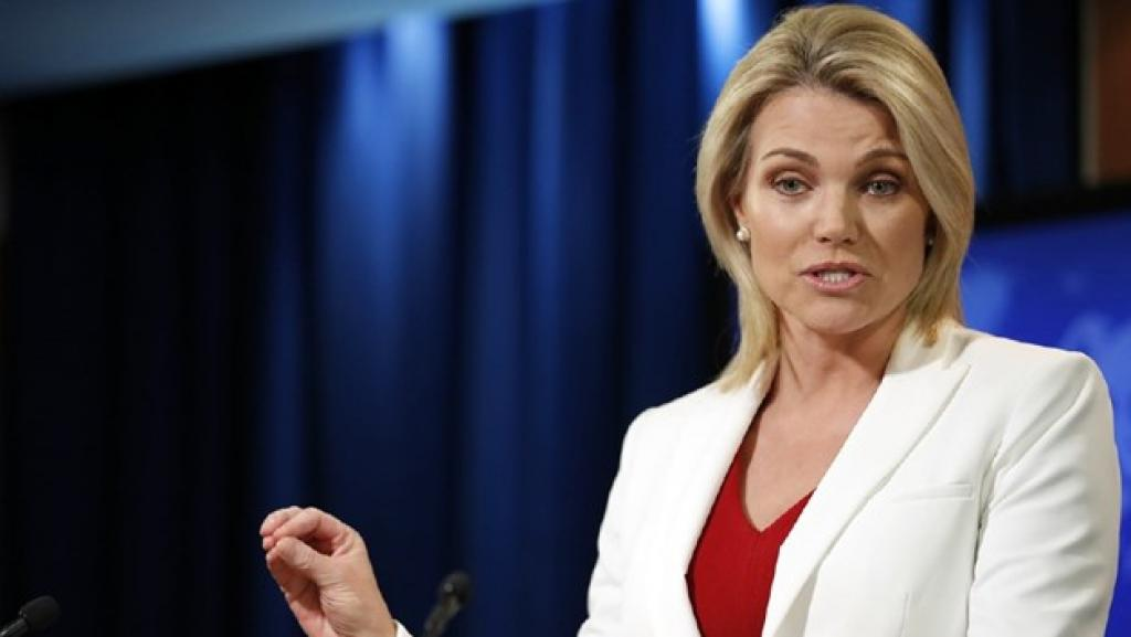 heather nauert usa