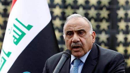 iraq dissent crackdown