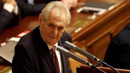 milos zeman republique