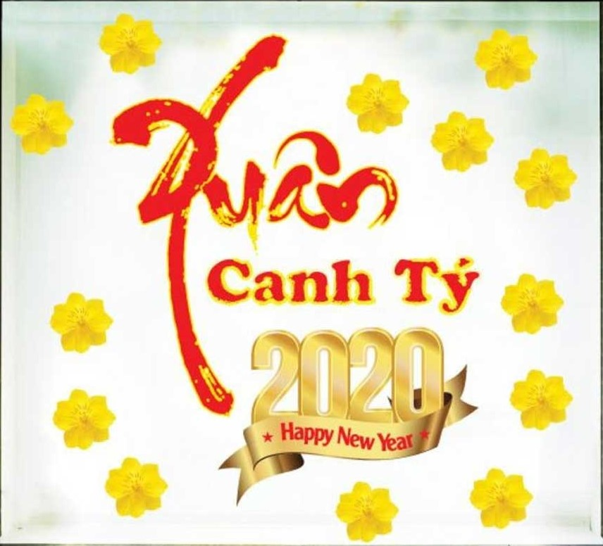 decal xuan canh ty 2020